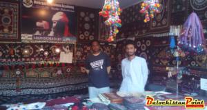 Baloch corner at Lok Virsa Islamabad represents Baloch culture