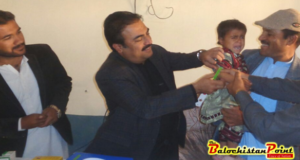 Minister Health Inaugurates Nutrition Services Provision Center at DHQ Hospital Panjgur