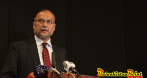 CPEC is opening new doors of opportunities for the people of Balochistan: Ahsan Iqbal