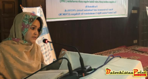 UNHCR concluded 16 days of activism against sexual gender-based violence activities in Balochistan