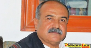Wahid Baloch's release