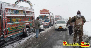 Travelers are facing great difficulties due to blockade roads