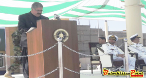 World has focused its eyes on Pakistan, says CM Balochistan