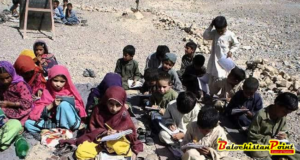 Tribalism and weak education system of Balochistan