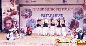 Islamabad:Pamir Festival held at Lok Virsa