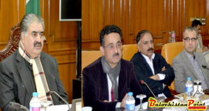 1st meeting of Special Economic Zones Authority (SEZA) held in Quetta