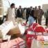 Airdrop aid to Kalat and Mastung