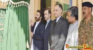 Quetta: Cultural Minister inaugurates Noori Naseer Khan Cultural Complex Auditorium