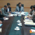 Progress review meeting of the new medical colleges held in Quetta