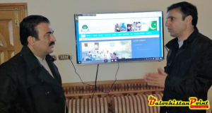 Quetta:  Official website launched for Balochistan Nutrition Program
