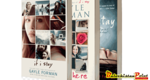 Book Review: IF I STAY