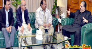 Media is playing an important role in strengthening democracy:  CM Balochistan