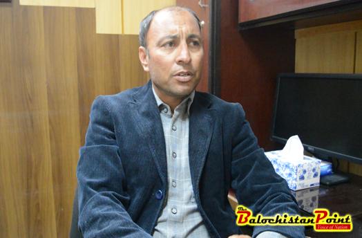 Munir Hussain Khattak