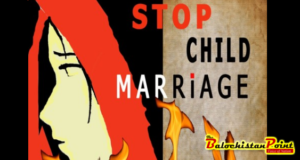 Child marriage as a violation of human rights