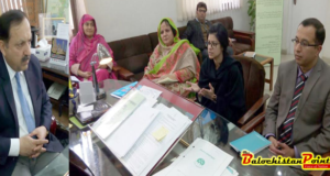 We welcome donor agencies for the uplift of the social sector development in the province, Says Secretary Finance