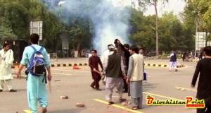 Hooliganism of IJT in Punjab universities