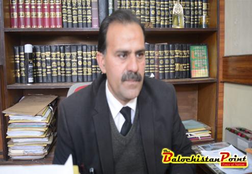 Advocate Khalil-ur-Rehman
