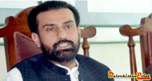 Ali Muhammad Jatak demands safe recovery of his party workers
