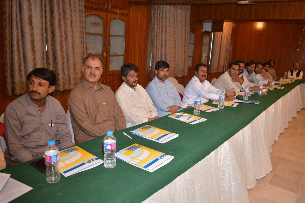 Participants of CPDI Budget Tracker Launching Ceremony_25 May Boys Scouts Quetta