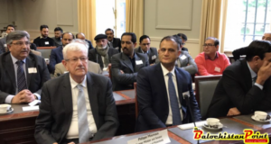 Delegation of the Balochistan Government Meets Parliamentarians at the Belgian Senate
