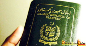 People suffer due to lack of staff at Passport Office Khuzdar