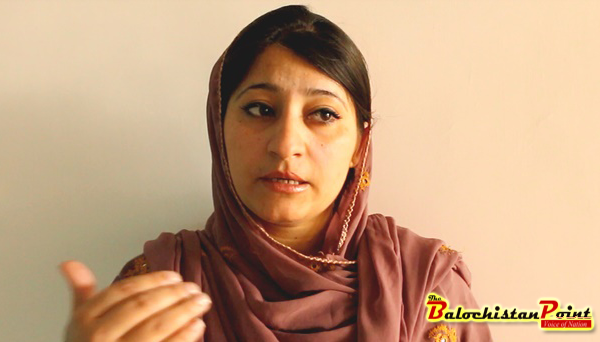 Shazia Langove , General Secretary of Pakistan Chapter of South Asian Women Alliance for Pakistan.